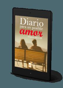 diario para un posible amor publicar libro
