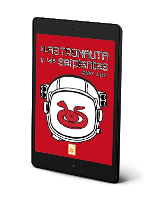 astronauta y serpientes ebook